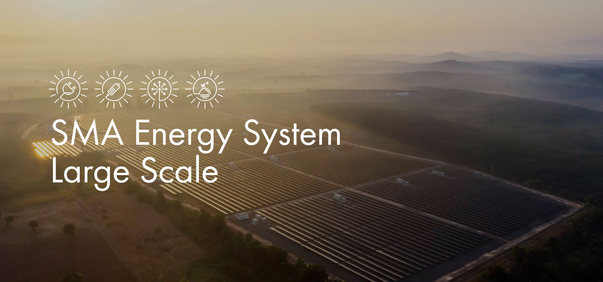 SMA Energy System Large Scale
